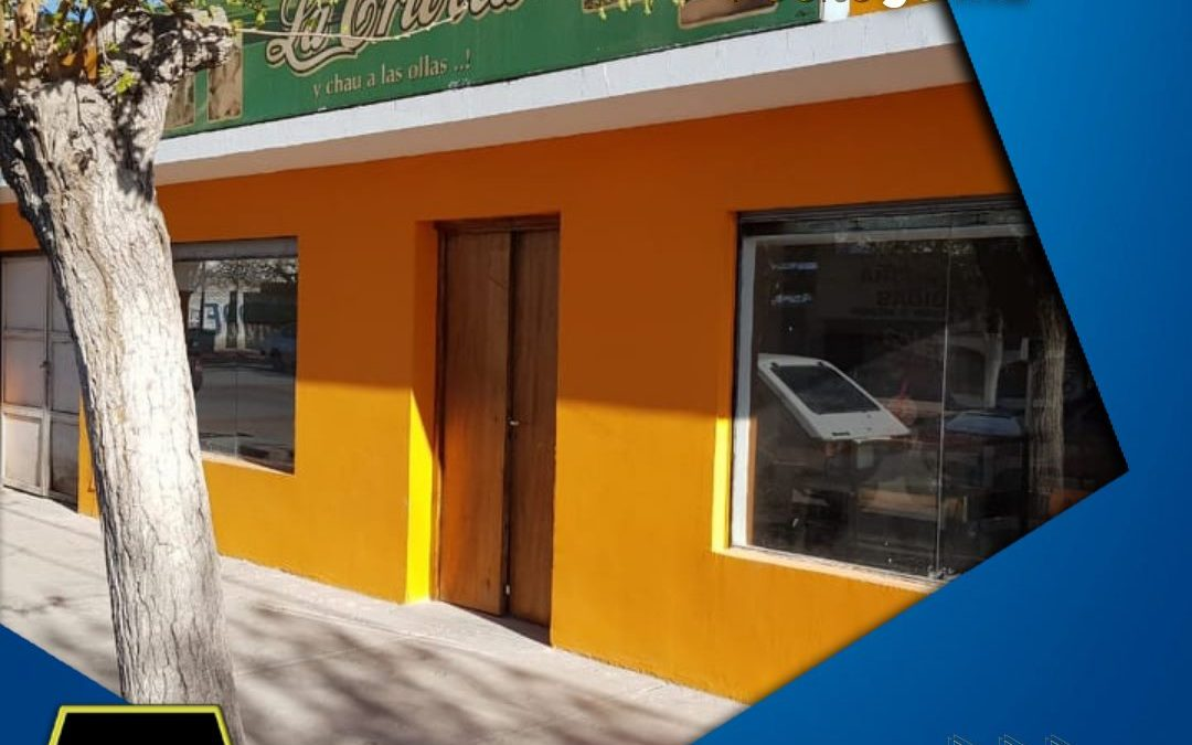 ALQUILER de local comercial en Pocito